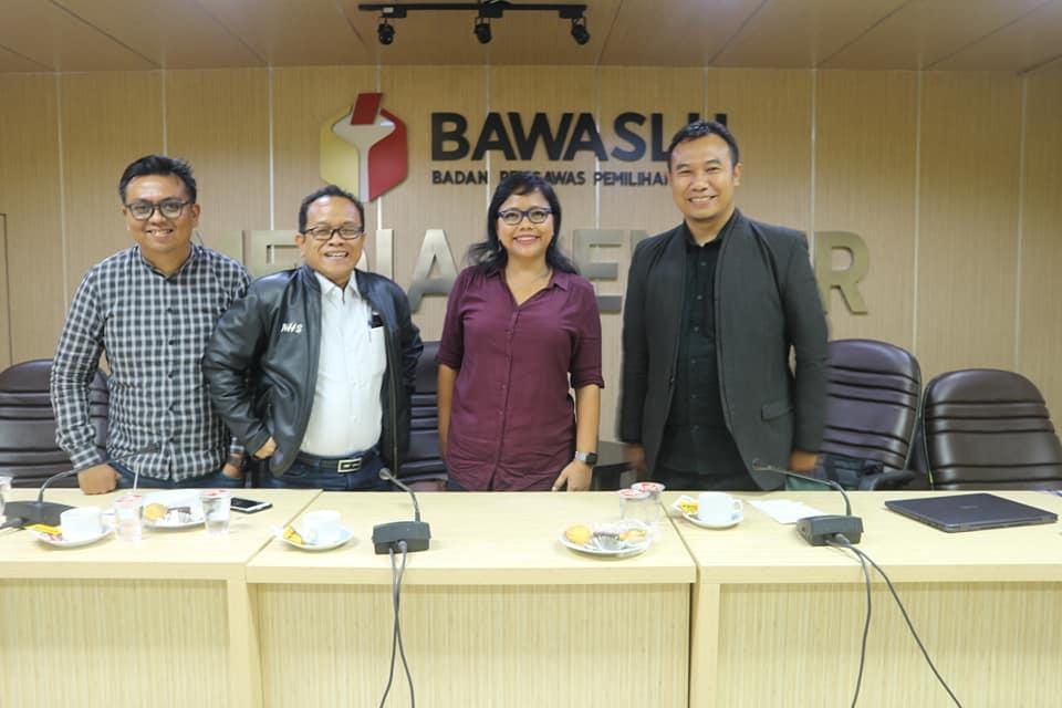 (Indonesia) Diskusi Media dengan Tema: Akuntabilitas Putusan DKPP untuk Integritas Pemilu 2019 – Senin 28 Januari 2019, Media Center Bawaslu RI