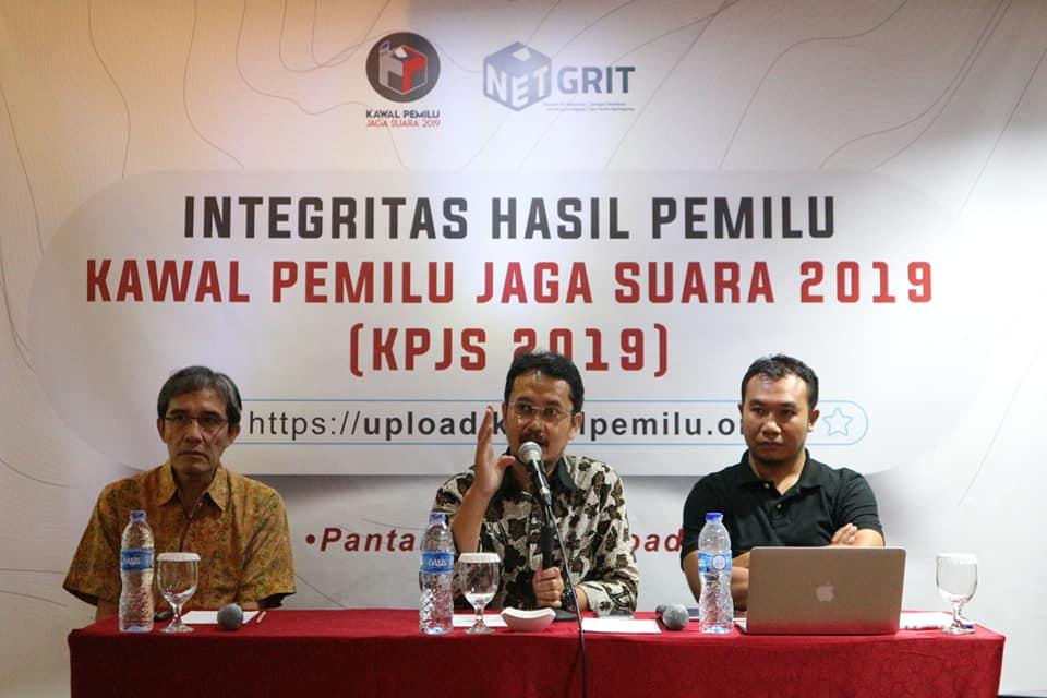 (Indonesia) Diskusi bersama Media Massa dan Lembaga Pemantau Pemilu 2019 – D Hotel Jakarta Selatan, Senin 01 April 2019