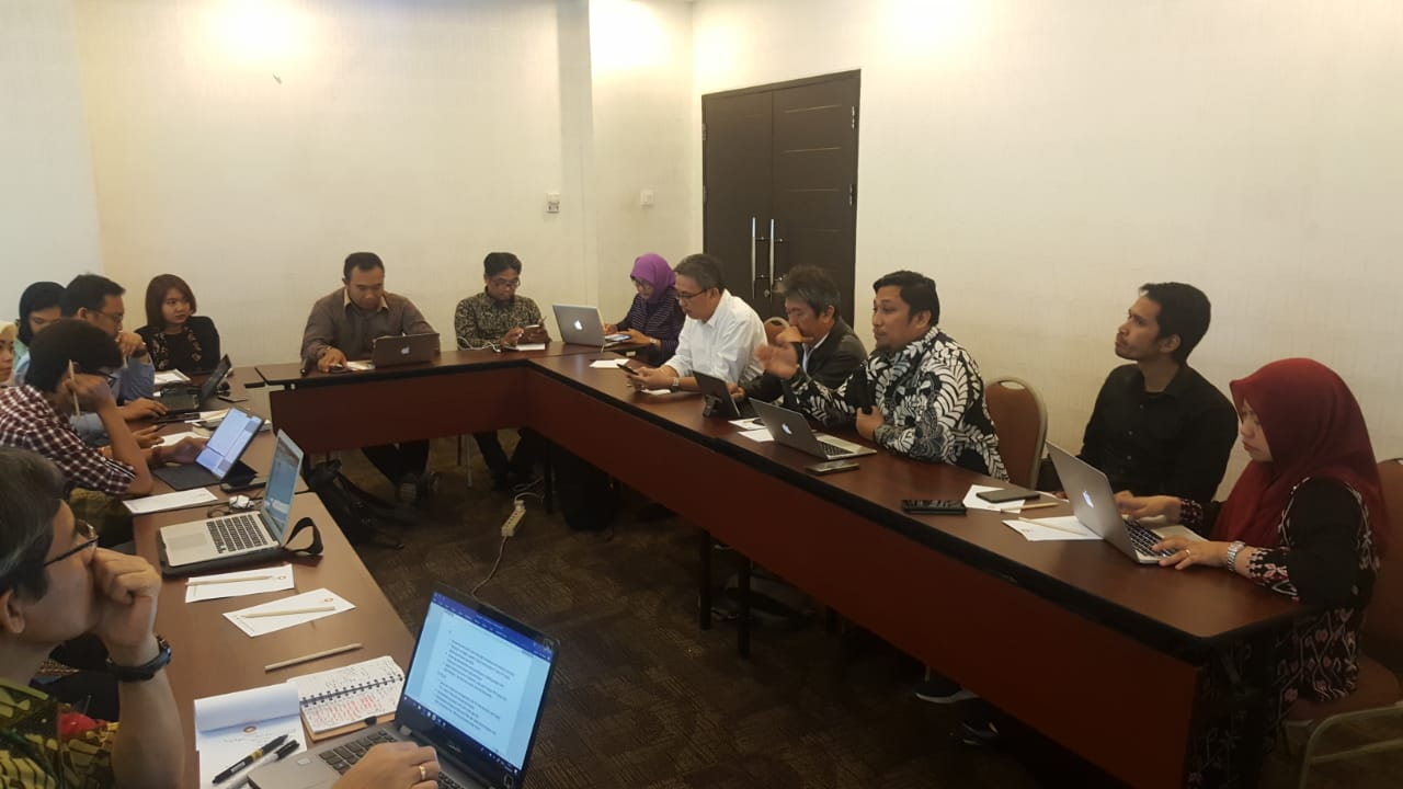 (Indonesia) Diskusi bersama Organisasi Masyarakat Sipil Pemerhati Pemilu – Rabu 15 Mei 2019, Oria Hotel Jakarta Pusat