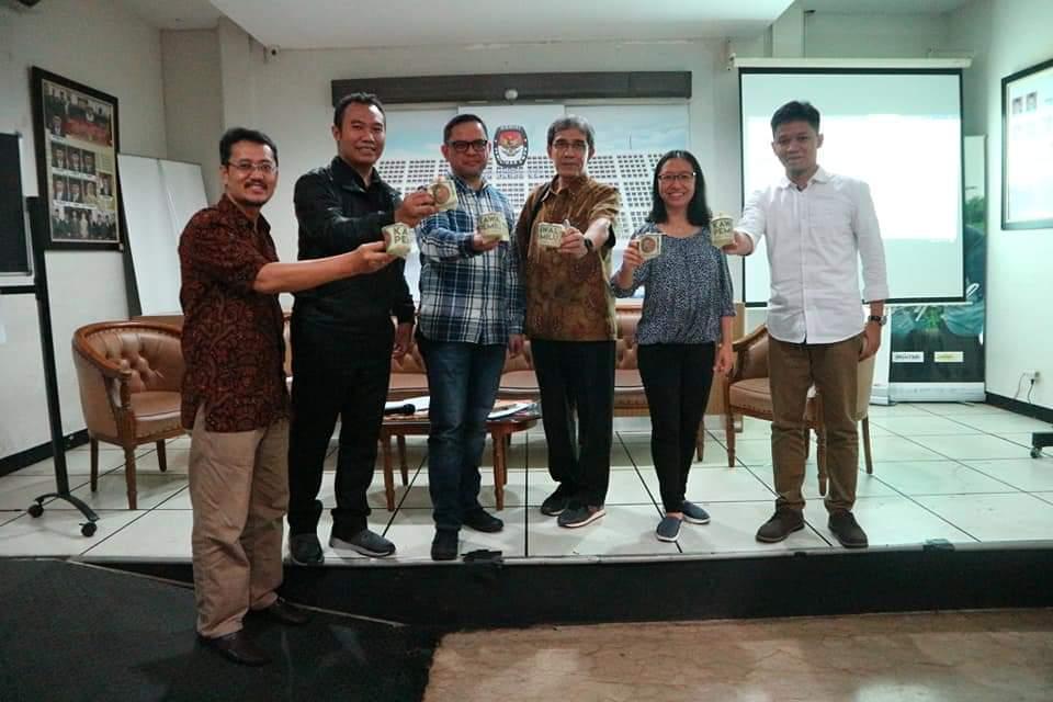 (Indonesia) Diskusi Media dengan tema: Paparan Hasil Pemantauan Pemilu 2019 bersama komunitas KawalPemilu, melalui program pemantauan KawalPemilu – Jaga Suara 2019 (KPJS 2019)
